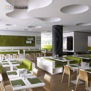 دکوراسیون داخلی فست فود | دکوراسیون داخلی رستوران | دکوراسیون فست فود | طراحی دکوراسیون فست فود