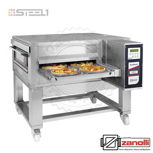 فر پیتزا ریلی زانولی ۱۰٫۷۵ ,تجهیزات,تجهیزات فست فود