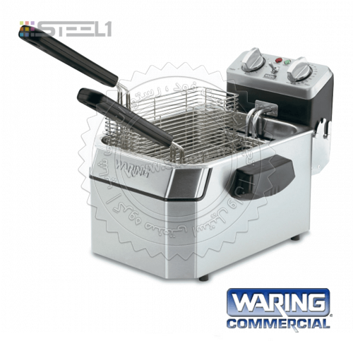 سرخ کن وارینگ – Waring WDF1000 Fryer ,تجهیزات,تجهیزات فست فود