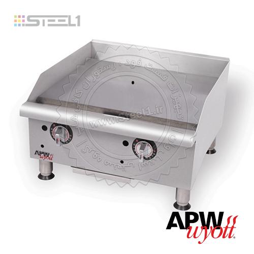 اجاق گریل روغنی – APW GGM-24I Gril ,تجهیزات,تجهیزات فست فود