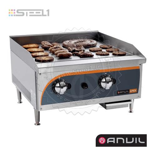 گریل روغنی آنویل – Anvil FTG0900-Gril ,تجهیزات,تجهیزات فست فود