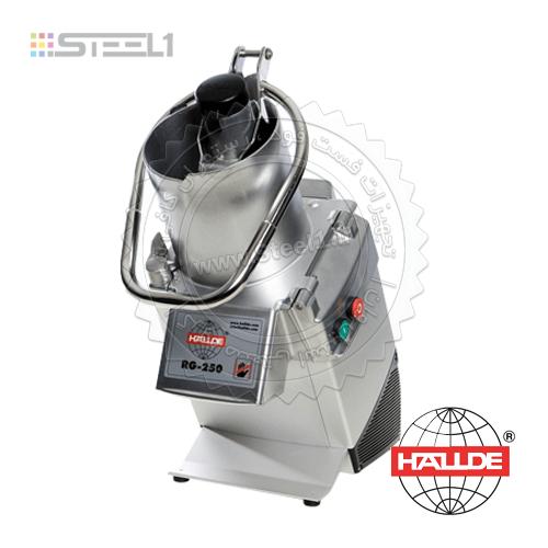 خردکن هالد – Hallde Vegetable RG250 ,تجهیزات,تجهیزات فست فود