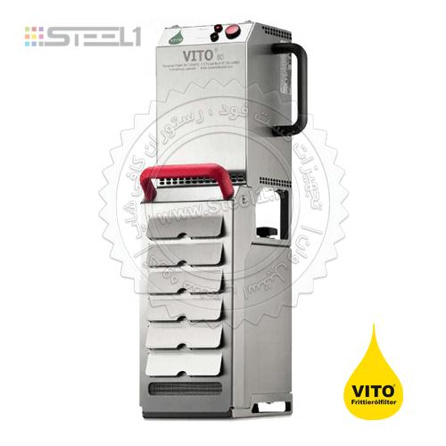 تصفیه روغن ویتو – Vito 80 Oil Filtration ,تجهیزات,تجهیزات فست فود