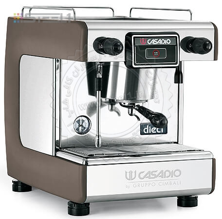 اسپرسو کازادیو نیمه اتوماتیک – Casadio Machine Espresso ,تجهیزات,تجهیزات کافی شاپ