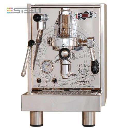 اسپرسو بیزرا یونیکا-Bezzera Unica Espresso Machine ,تجهیزات,تجهیزات کافی شاپ