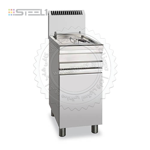 سرخ کن گازی – MBM GF25S ,تجهیزات,تجهیزات آشپزخانه صنعتی,تجهیزات فست فود