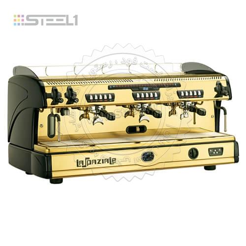 ماشین اسپرسو لاسپازیاله ۳گروپ – Laspaziale S5 Gold ,تجهیزات,تجهیزات کافی شاپ