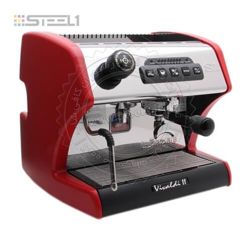 ماشین اسپرسو لاسپازیاله تک گروپ – Laspaziale S1 Vivaldi ,تجهیزات,تجهیزات کافی شاپ