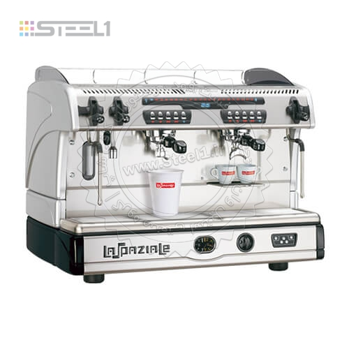 ماشین اسپرسو لاسپازیاله ۲ گروپ – Laspaziale S5 EK ,تجهیزات,تجهیزات کافی شاپ