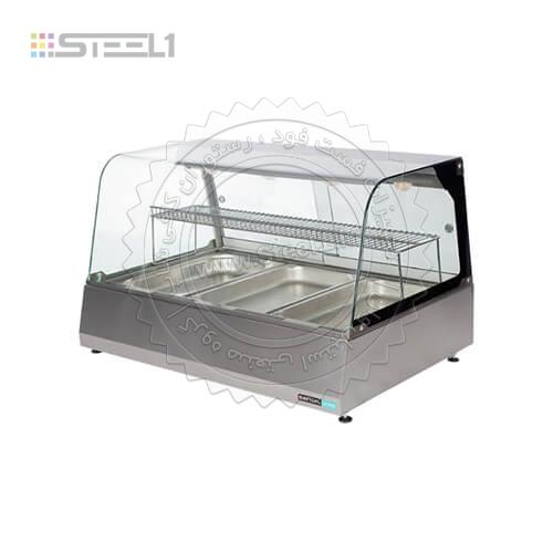 گرمخانه شیشه ای غذا,Anvil HDM0003 ,تجهیزات,تجهیزات برودتی,تجهیزات فست فود,تجهیزات کافی شاپ