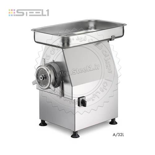 چرخ گوشت تک فاز مینروا – Minerva 32LN ,تجهیزات,تجهیزات آشپزخانه صنعتی,تجهیزات سرو غذا
