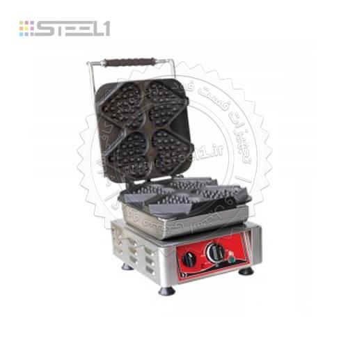 وافل پز تک صفحه – GMG WE 04 ,تجهیزات,تجهیزات کافی شاپ