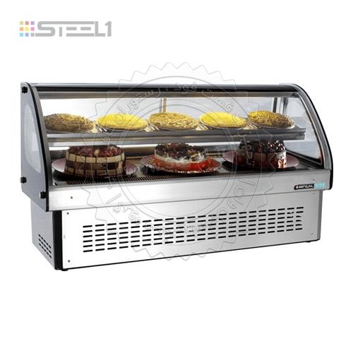 یخچال کیک رومیزی آنویل – DFC2200 ,تجهیزات,تجهیزات برودتی,تجهیزات کافی شاپ