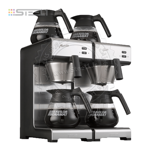 دستگاه فیلتر قهوه براویلور – Bravilor Bonamat Mondo Twin ,تجهیزات,تجهیزات کافی شاپ