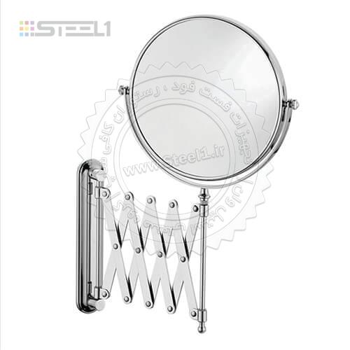 آینه اصلاح دیواری – ۱۲۴۵۲ ,تجهیزات,تجهیزات اتاق هتل,تجهیزات هتل