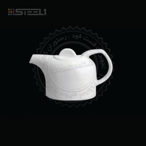 قوری چای ۲ فنجان ,تجهیزات,تجهیزات هتل,ظروف چینی