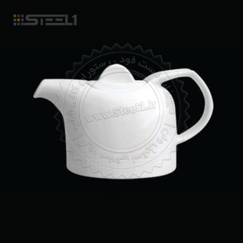 قوری چای ۳ فنجان ,تجهیزات,تجهیزات هتل,ظروف چینی