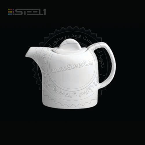 قوری قهوه ۳ فنجان ,تجهیزات,تجهیزات هتل,ظروف چینی