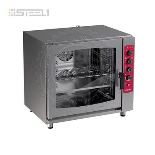 فر کانوکشن ۷ سینی پرایمکس – Primax Easy Line 1/1 GN 7 ,تجهیزات,تجهیزات رستوران - تجهیزات آشپزخانه صنعتی,تجهیزات فست فود