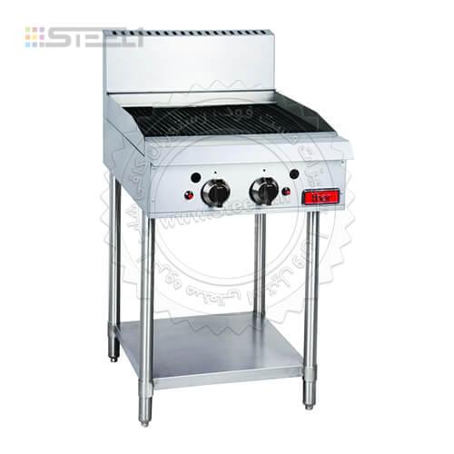 گریل گازی تور – Thor Char Broilers TR-CB24 ,تجهیزات,تجهیزات آشپزخانه صنعتی,تجهیزات فست فود