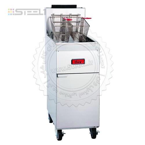 سرخ کن تور – Thor Freestanding Fryer TR-F45 ,تجهیزات,تجهیزات آشپزخانه صنعتی,تجهیزات سرو غذا