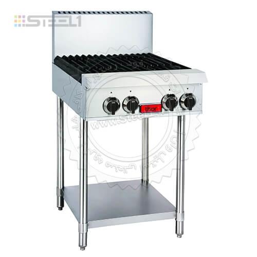 گریل چهار شعله تور – Thor Hot Plates TR-HP212 ,تجهیزات,تجهیزات آشپزخانه صنعتی,تجهیزات فست فود