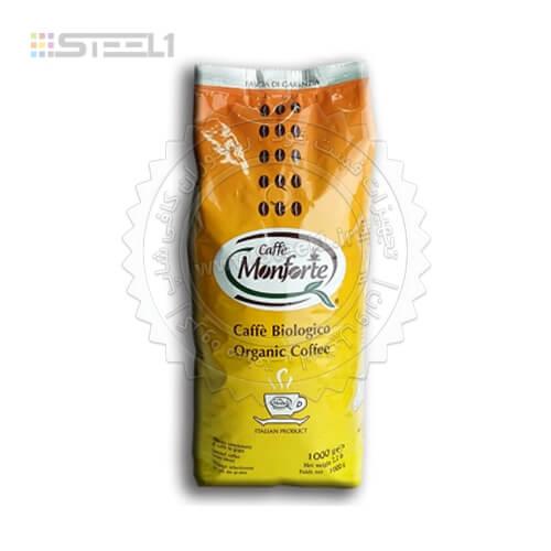 قهوه بیو ارگانیک کافه مونفورته – Caffe Monforte Bio Organic ,مواد اولیه,مواد اولیه کافی شاپ