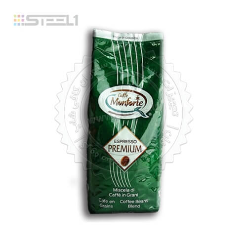 اسپرسو پرمیوم ایتالیانو مونفورته – Caffe Monforte Premium Italiano ,مواد اولیه,مواد اولیه کافی شاپ