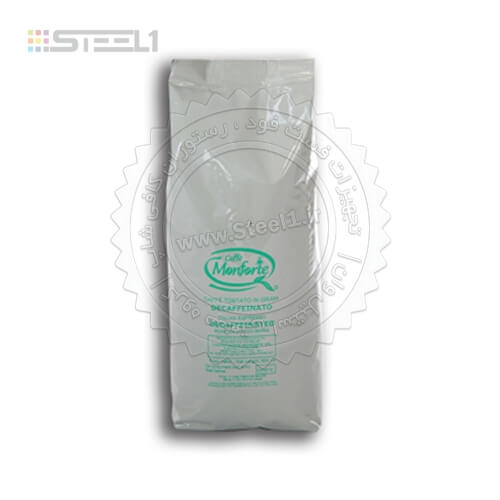 اسپرسو بدون کافئین مونفورته – Caffe Monforte Espresso Decaffeinated ,مواد اولیه,مواد اولیه کافی شاپ