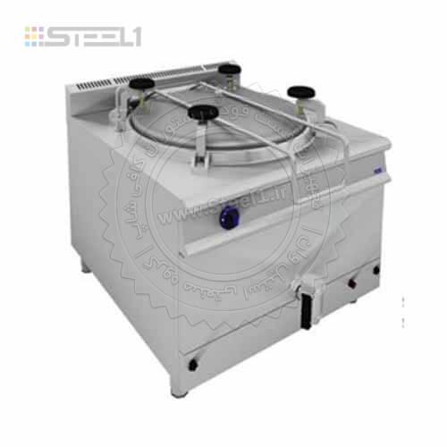 دیگ چلوپز ۱۵۰ لیتری تابان ,تجهیزات,تجهیزات آشپزخانه صنعتی