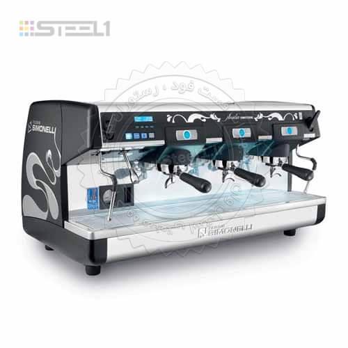 دستگاه اسپرسو سیمونلی اورلیا – Simonelli Aurelia 1 Competizione ,تجهیزات,تجهیزات کافی شاپ