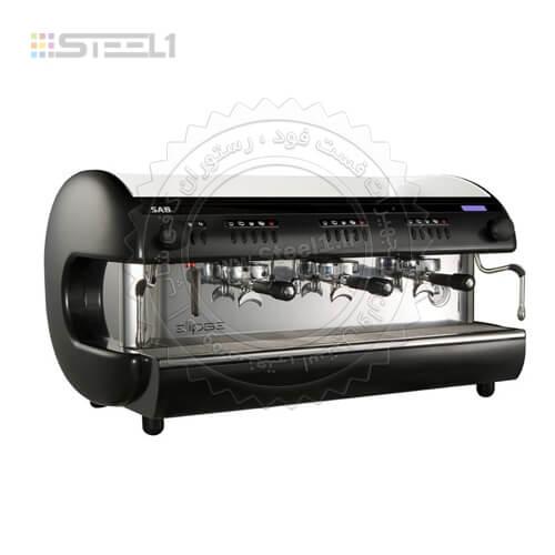 اسپرسو ساز سه گروپ سب الیپس – Sab Ellipse Coffee Machine ,تجهیزات,تجهیزات کافی شاپ