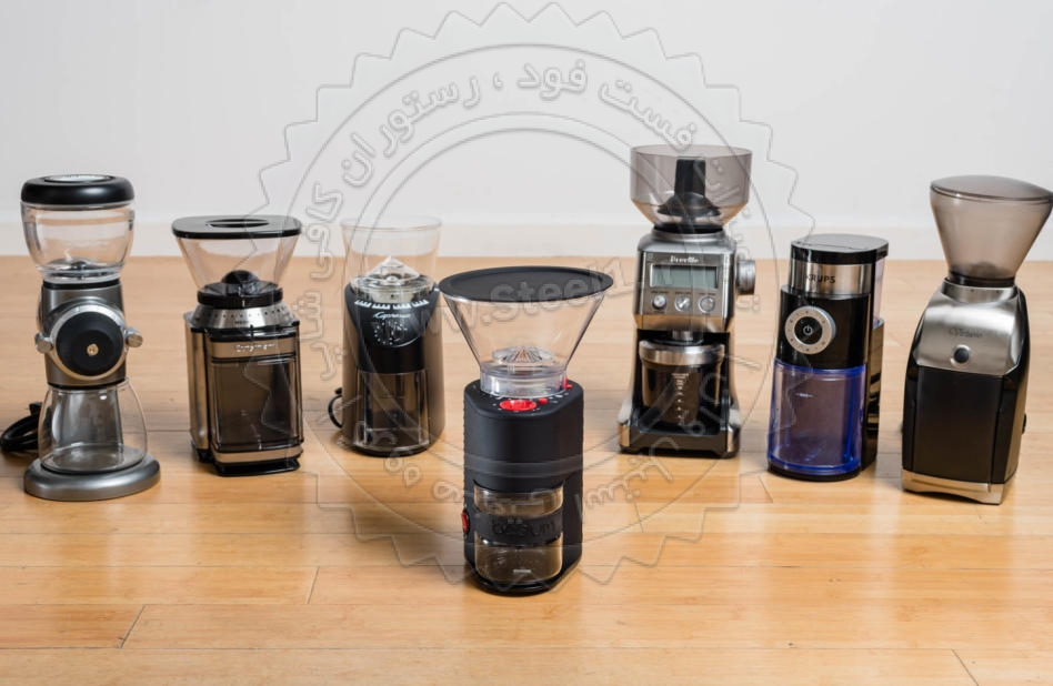 راهنمای کامل آسیاب قهوه