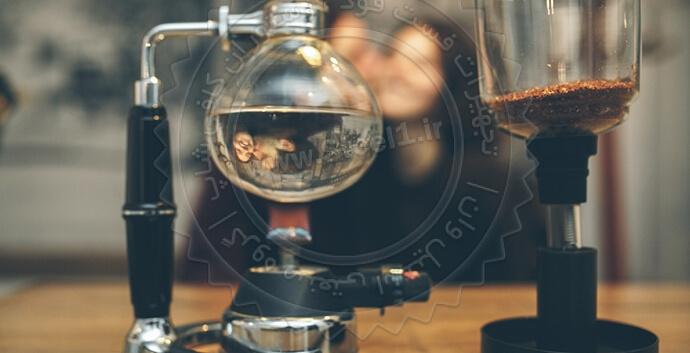 قهوه ساز وکیوم