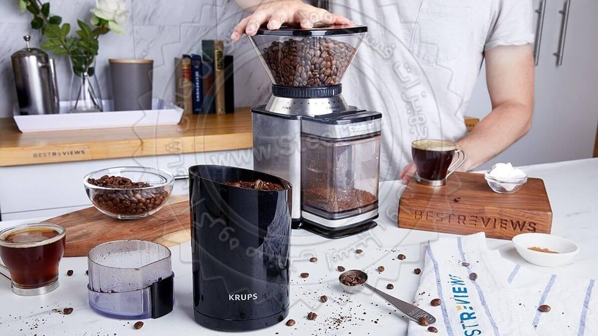 چرا آسیاب قهوه بخریم why should i buy coffee grinder