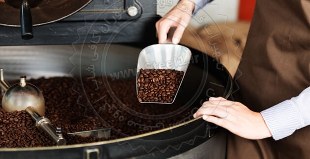 روست قهوه