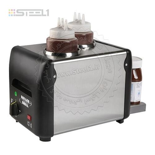 دستگاه شکلات گرم کن رولر گریل – Roller Grill Chocolate Warmer ,تجهیزات,تجهیزات کافی شاپ