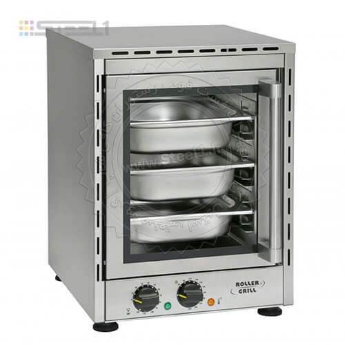 فر کانوکشن عمودی رولر گریل – Roller Grill Vertical Oven FCV280 ,تجهیزات,تجهیزات رستوران,تجهیزات فست فود,تجهیزات کافی شاپ