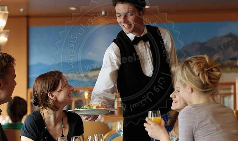بهبود تجربه مشتری در رستوران