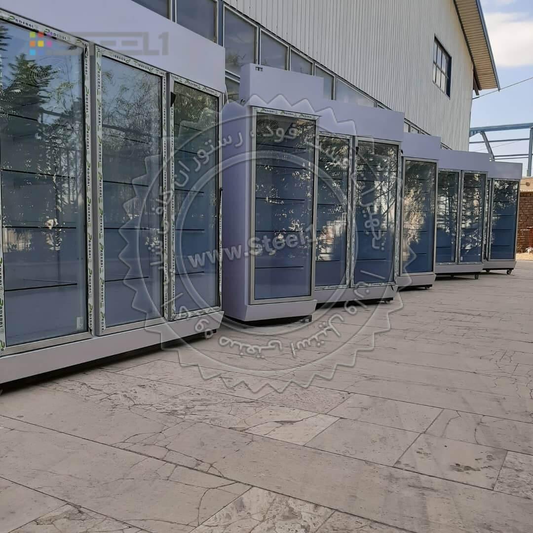 یخچال قصابی برای مغازه پروتئینی، یخچال فروشگاه