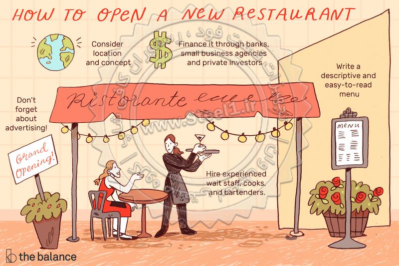 چطور یک فست فود یا رستوران راه اندازی کنیم؟