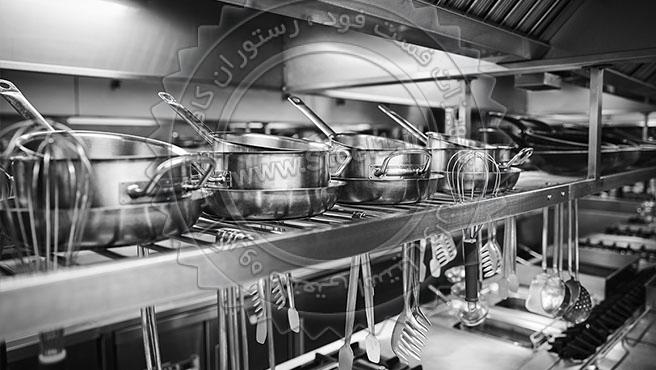تجهیزات آشپزخانه صنعتی دست دوم