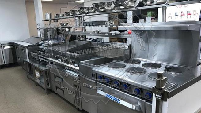 تجهیزات صنعتی آشپزخانه