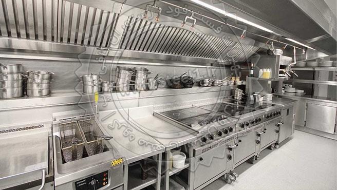 تولید کننده تجهیزات فست فود